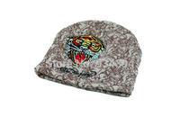 Hip Hop Bone Tiger Skull Winter Skullies Brand Fashion Designer Winter Gorro Beanie Causal Hats Men Women Chapeu Free Shipping