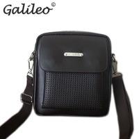 2014 hot sale PU leather high quality messenger bag lowest price men business shoulder bag man formal crossbody bag freeshipping