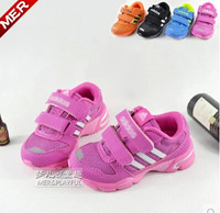 Free shipping 2014 autumn Ultralight children's Sports shoes Girls and boys running shoes Baby shoes