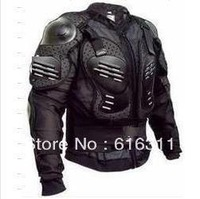 New Arrival Hot Sale Professional Motorcycle Sports Body Armor Body Prtection Black Jacket CE APPROVED Free Shipping