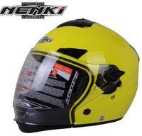 Modular Motorcycle Helmet NENKI helmet Dual Visor System motorbike helmet