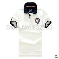 2014 summer men's t shirt 93% Cotton +7%Lycra three-dimensional embroidery t-shirt men plus size M L XL XXL XXXL
