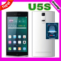 "2014 New Star U5S Mobile Phone MTK6582 Quad Core RAM1GB+4G 1.3Ghz 5""IPS Capacitive Dual Sim Dual Camera 3G WCDMA GPS smart phone"