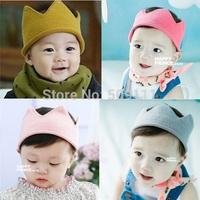 Baby crown Headband Girls Crochet hair accessories Children hair bands HB278