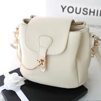 New Fashion Women Messenger Bag PU Leather Crossbody Satchel Shoulder Handbag