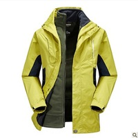 2014 New Arrvial Men's Outdoor Active Style Jacket, PU Paintcoat Water-proof Wind-proof Ultravioresistant Coat, Free Shipping