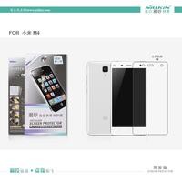 Original NILLKIN Super Clear HD Anti-fingerprint or Matte Scratch-resistant Screen protector For Xiaomi M4 Mi4 phone case