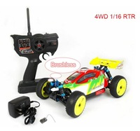 Free Shipping RTR  ZD Racing 9018 4WD 1/16 Scale Brushless Electric Buggy  16421 kids toy