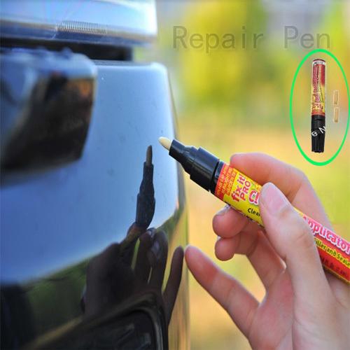 Hot Selling 1pcs Fix It Pro Clear Car Scratch Repair Remover Pen Simoniz clear coat applicator free shipping(China (Mainland))
