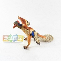 NEW arrival 2014 Free shipping SIMULATIONG French PAPO Jurassic Park Dinosaur model Archaeopteryx toys  ARC TERYX bird