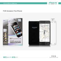 Kindle Fire Phone case,Brand NILLKIN Super HD Anti-fingerprint or Matte Screen protector For Amazon Kindle Fire Phone