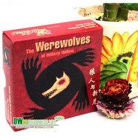 Werewolves table