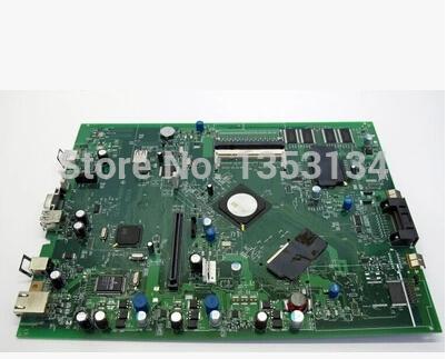Hk livraison gratuite 100% testéemballage carte du formateur pour hp cm6030 6040 mfp( q7542- 60003 q3938-67977) carte mère à la vente