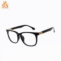 Name Brand Plain Glass Spectacles,High Grade Women Elegant Espetaculos De Vidro Lisol,Men Vintage Hollow Eyewear Frame G234-1