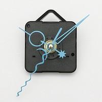 Free shipping,2014 Design Blue Hands DIY Tool Hand Work Quartz Wall Clock Spindle Movement Mechanism Repair Part Kit