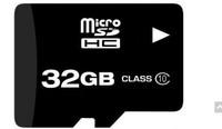10pcs/lot Real genuine 8GB 16GB 32GB 64GB 128GB memory card tf micro sd card Freeshipping