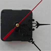 Free shipping, New Quartz Clock Movement Repair Kit DIY Tool Spindle Mechanism Silence Type