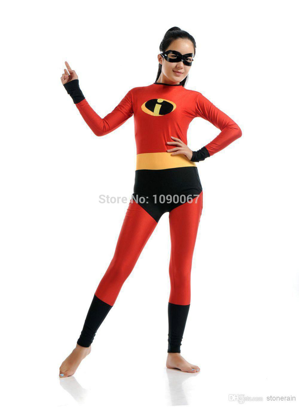 Incredibles Dash Costume Incredibles Costume