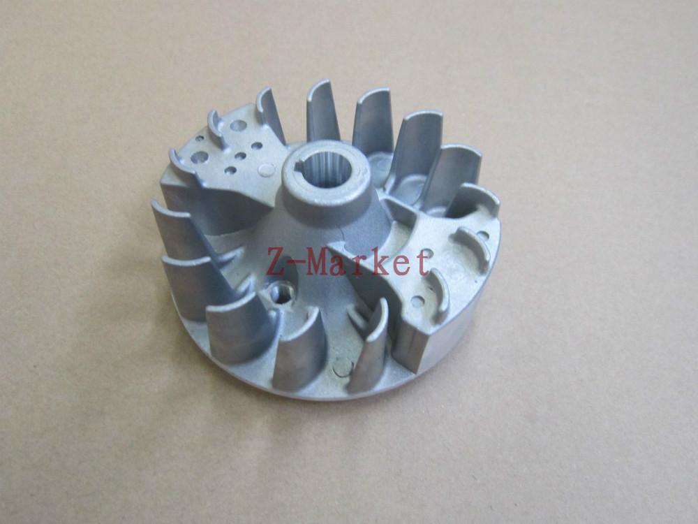 Фото Комплектующие к инструментам ZMER Magnetor 43cc.52cc . . . . . . . . ZM011301 комплектующие