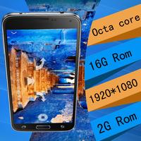 "2014 new 2g ram 16g rom S5 phone Heart rate sensor HDC S5 I9600 Phone mtk6582 quad core 16MP Smart Phone 5.1"" SM-G900 phone"