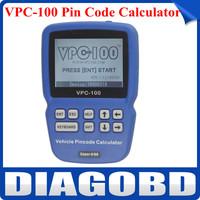2014 New Arrival VPC-100 Pin Code Calculator VPC-100 Hand-Held Vehicle PinCode Calculator (With 300 +200 Tokens) Update Online