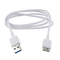 10pcs/lot 1m Brand New USB Sync Data Charger Charging Cable for Samsung Galaxy S5 i9600 G900