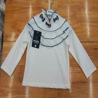 Han edition cotton bag mail girl shirt
