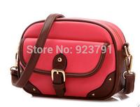 Hot sale new design style fashion shoulder bag free shipping vintage popular small size for ladies leisure messenger bag