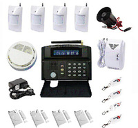 Hot Family Alarm System GSM home security system with large package