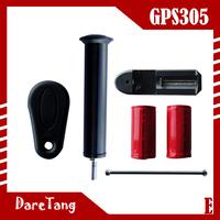 2014 the Lastest mini Bicycle gps tracker   GPS/GSM/GPRS real-time easy hidden GPS305 gps animal tracker