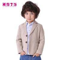 #1421010 Retail 2014 free shipping autumn hot sale boy fashion part suit top children clothes