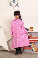 Children's clothing fashion female student child poncho school bag belt parent-child set