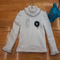 Retail girl cotton shirt