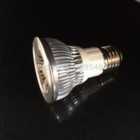 Free Shipping High Power  Led PAR20 Lamp Dimmable E27 10W 110-240V Spot Bulb Spotlight PAR 20 Downlight Lighting