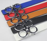 2014 New Women's Leather Belts, Fashion Designer Belts for men, Brands Female belts High quality Drop shipping Free