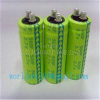 super capacitor 2.7v500f screw type 2.7v500f ultracapacitor