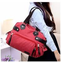 New 2014 Fashion women handbag bolsas femininas canvas bag