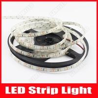 SMD 3014 LED Strip Light Waterproof IP65 12V LED Tape Ribbon Lamps 120 Leds /m 5m 600 LED Cool Warm White ,5m/Lot, Free Shipping