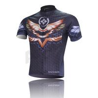 Freefisher Men's Cycling Bicycle Short Sleeve Jersey/Shorts/Bib Shorts set Wing