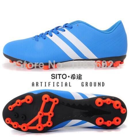 2014 futebol sapatos novos homens athletic shoes chuteiras de futebol americano futebol americano- jersey tênis sapatos casuais cor muito(China (Mainland))