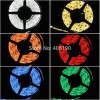 Hot Sell IP65 Waterproof Super Bright Flexible LED strips Light SMD 5050 150leds/5m 30led/m LED Ribbon