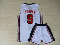 Chicago 23# Michael Jeffrey Jordan Jersey Cheap Mesh/Rev 30 retro XS-XXXL Basketball Uniforms As Gift 2014 Baby/Boys