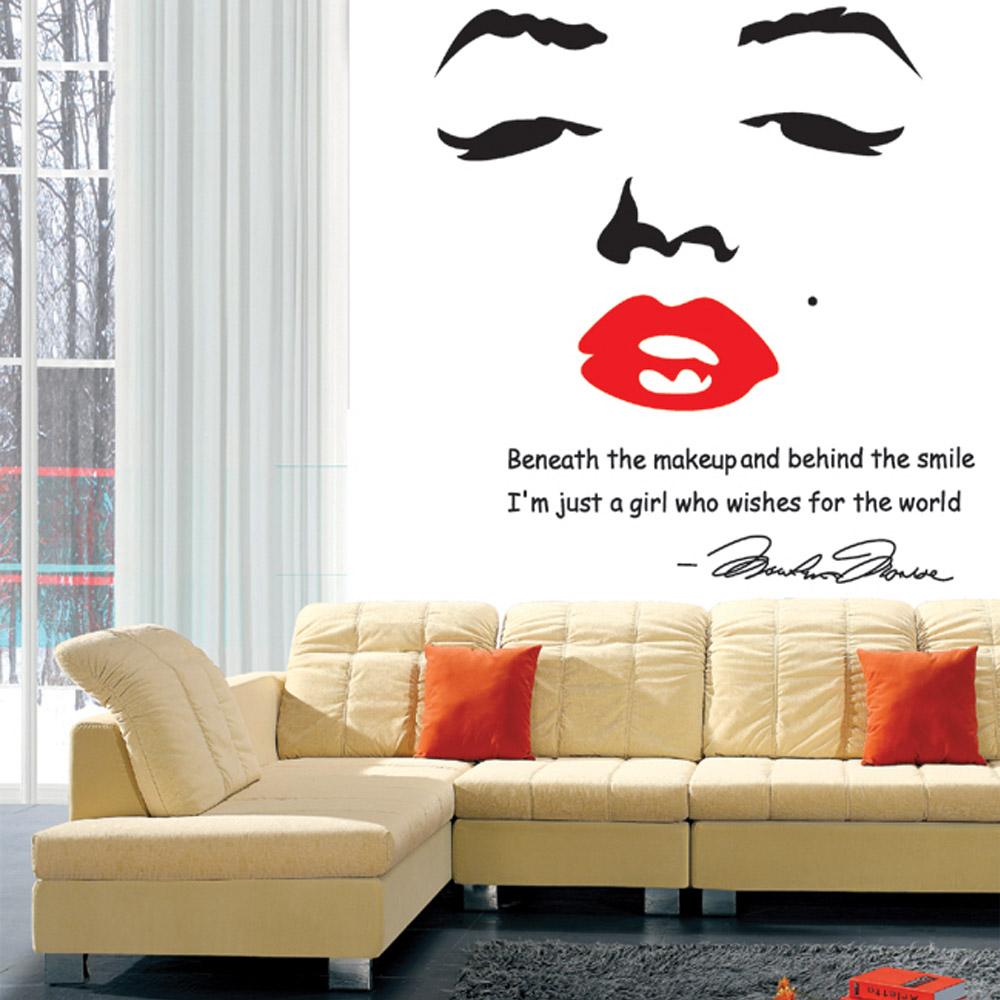 marilyn monroe room wallpaper - photo #42