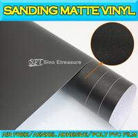 Sanding Matte Vinyl Wrap Matte Color Changing Vinyl Wrapping Air Free  1.52x30m/5x98ft