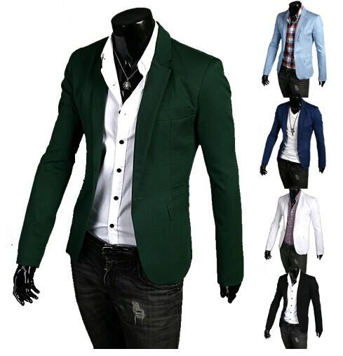 Mens Green Suit Jacket Men Jacket Coat Suit Brand