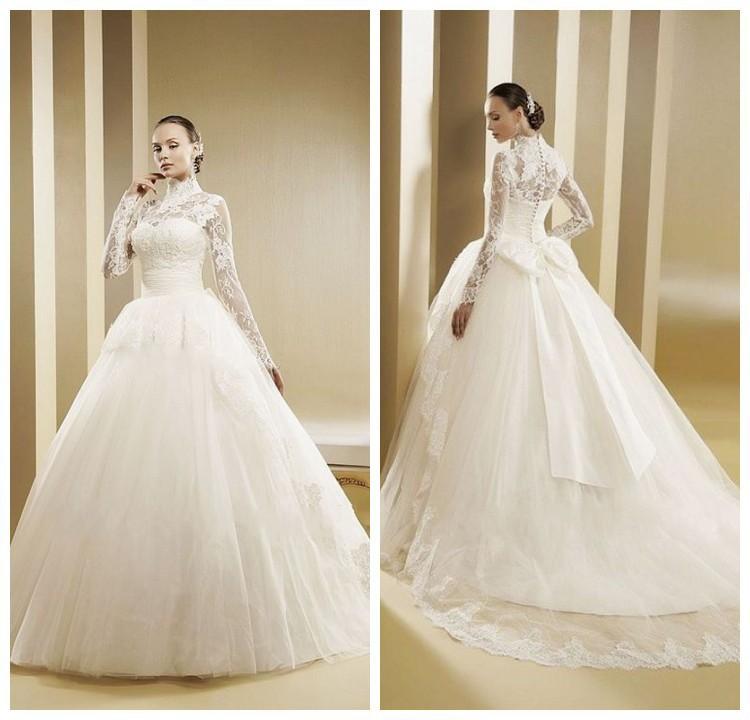 Modern Sunni Muslim Wedding Dresses - Flower Girl Dresses