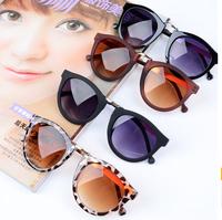 2014 new arrive fashion 20 pcs /lot   so cool  women retro vintage  wayfarer sunglasses   uv400