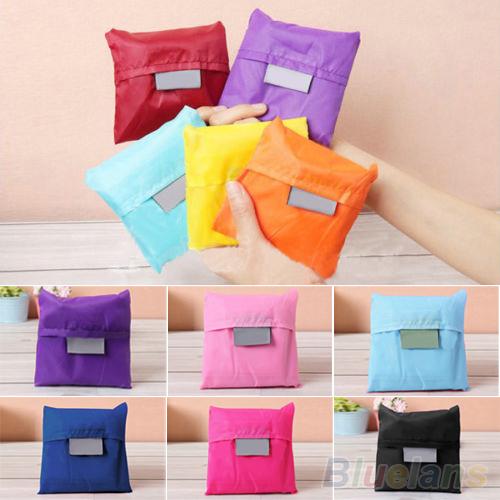 Fashion Reusable Folding Shopping Bag Travel Bag Grocery Bags Tote 0ASS(China (Mainland))