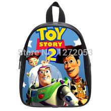 Brand New Toy Story Backpack Custom Kid's School Bag Best Gift For Children U4532734(China (Mainland))