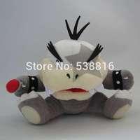 5pcs/lot New Arrival SuperMario Bros plush toy Morton KOOPA Plush Doll 16cm